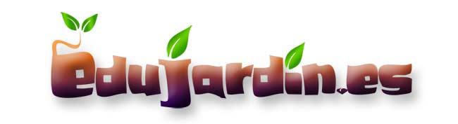 Logotipo web edujardin.es